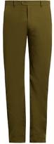 Craig Green Slim-fit cotton-blend trousers