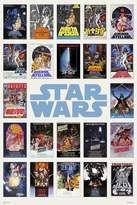 Star Wars Poster Theatre Poster (61cm x 91,5cm) + 1 pack tesa powerstrips®, 20 pieces