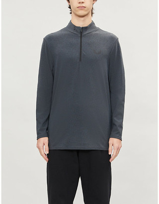 CASTORE Marshall high-neck stretch-jersey top
