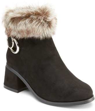 OLIVIA MILLER Go Fur It Girls' Ankle Boots