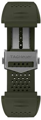 Tag Heuer Modular Connected Khaki Rubber Watch Band