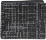 Michael Kors Men's Harrison Printed Leather Billfold