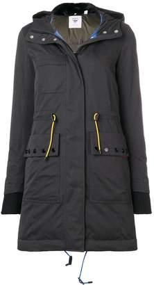Rossignol hooded parka coat