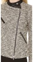 Yigal Azrouel Space Knit Dye Jacket