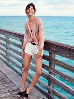 We The Free Daisy Chain Lace Short by at Free People