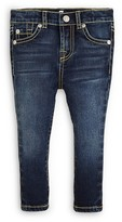 7 For All Mankind Infant Girls' Nouveau New York Skinny Jeans - Sizes 12-24 Months