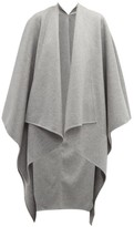 Joseph Wool-blend Poncho - Womens - Grey