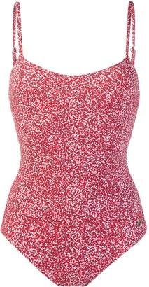Emmanuela Swimwear Amy printed swimsuit