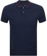 HUGO BOSS Phillipson 13 Polo T Shirt Navy