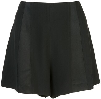 Kiki de Montparnasse high waisted tuxedo shorts