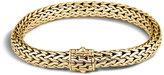 John Hardy Men's Classic Chain 7.5MM Bracelet in 18K Gold