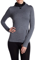 Mono B Long Sleeve Hooded Pullover