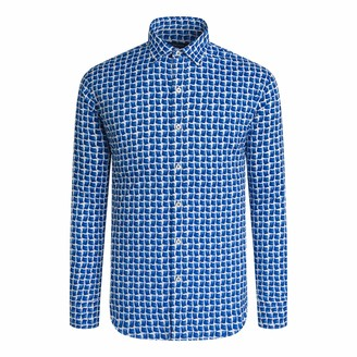 Bugatchi Men's Classic Performance Shirt