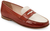 Cole Haan British Tan Emmons Moc Toe Loafers