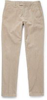 Nn07 - Soho Tapered Stretch-cotton Corduroy Trousers