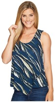 Nic+Zoe Tiger Lily Top Women's Clothing