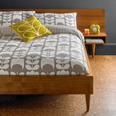 Orla Kiely Tulip flannel housewife pillowcase