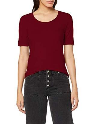 S'Oliver Women's 14.909.32.2796 T - Shirt, red 3071, (Size: )