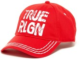 True Religion Painted Graphic Baseball Cap
