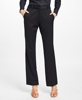 Brooks Brothers Petite Gabardine Trousers