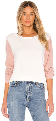 Wildfox Couture Solid Baggy Beach Jumper