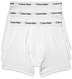 Calvin Klein Cotton Stretch Boxer Briefs, Pack of 3