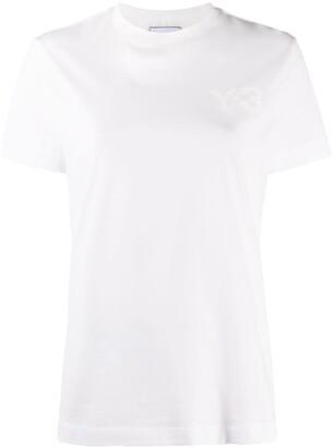 Y-3 Printed Logo T-Shirt