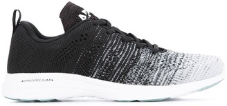 Athletic Propulsion Labs TechLoom ombré sneakers