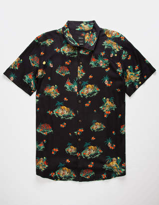 RVCA Grisancich Mens Shirt