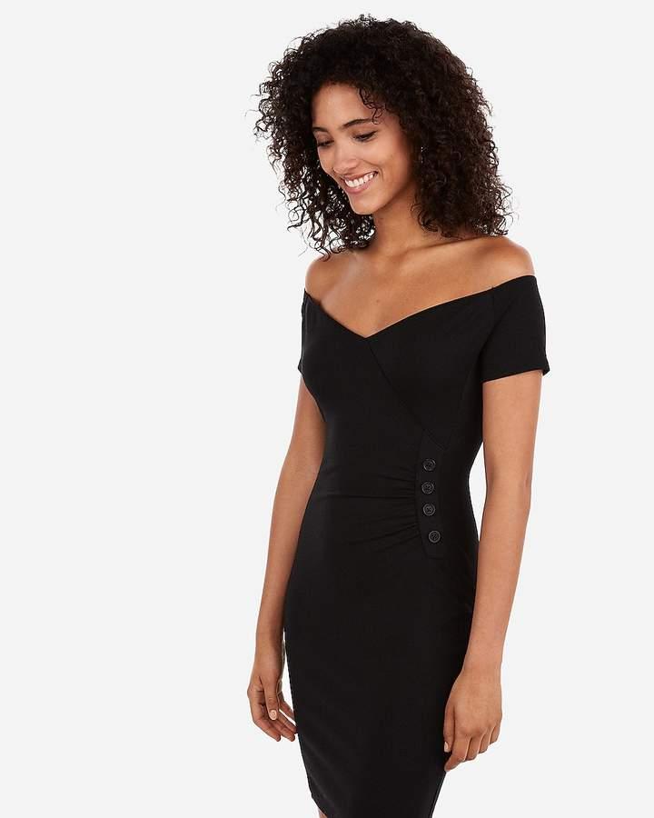 3c2904d3401 Sweetheart Neckline Casual Dress - ShopStyle