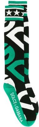 Dolce & Gabbana DGKing socks