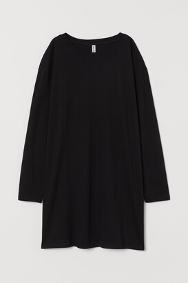 H&M Long-sleeved dress