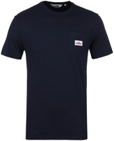 Penfield Navy Patch Pocket T-shirt