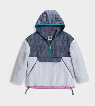 UGG Iggy Sherpa Half Zip Pullover