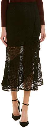 Foxiedox Ryaba Lace Skirt