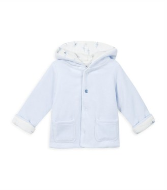 Absorba Velour Hooded Jacket