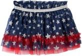Baby Starters Baby Girl Patriotic Glittery Star Tulle Tutu
