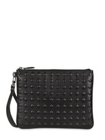 MCM Tantris Studded Medium Pouch