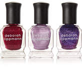 Deborah Lippmann Purple Rain Nail Polish Set - one size
