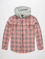 Imperial Motion Greenwich Mens Hooded Shirt