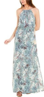 Krisa Halter Maxi Dress