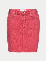Colored Denim Skirts - ShopStyle