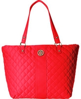 Tommy Hilfiger Isla Tote Quilted Nylon