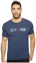 "John Varvatos New York"" Short Sleeve Graphic Tee K3057T1B"