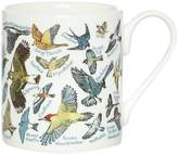 House of Fraser Picture Maps British Birds Mug