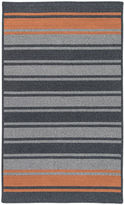 Colonial Mills Naples Stripe Reversible Braided Rug