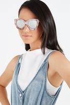 Rubi Shoes Gina Chunky Full Frame Sunglasses
