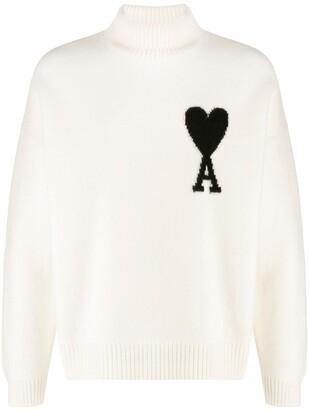 Ami Paris de Coeur oversize sweater
