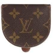Louis Vuitton Vintage Porte-Monnaie Cuvette Coin Purse