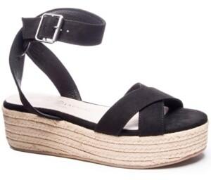 Chinese Laundry Women's Zala Platform Wedge Sandals Women's Shoes